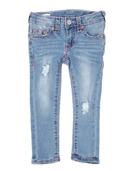True Religion - Halle Big T Jeans (2T-4T)