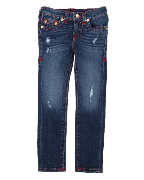 True Religion - Halle Big T Jeans (4-6X)