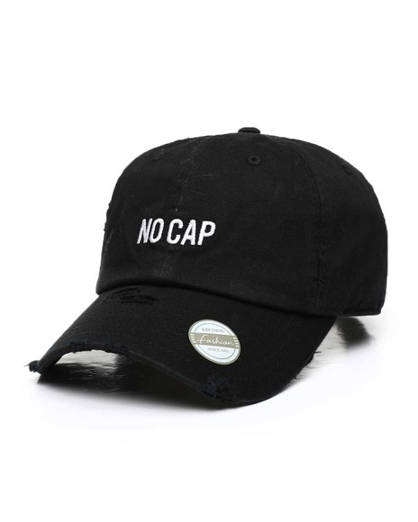 Buyers Picks - No Cap Vintage Dad Hat