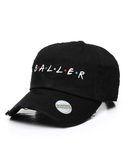 Buyers Picks - Baller Vintage Dad Hat