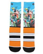 DRJ SOCK SHOP - Naruto Strike Crew Socks-2587246