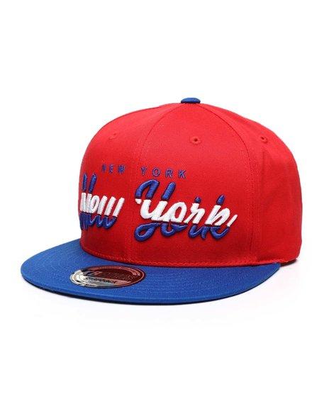 Buyers Picks - New York Snapback Hat