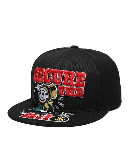 Buyers Picks - Secure The Bag Snapback Hat
