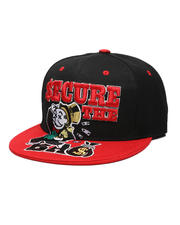 Men - Secure The Bag Snapback Hat-2587118