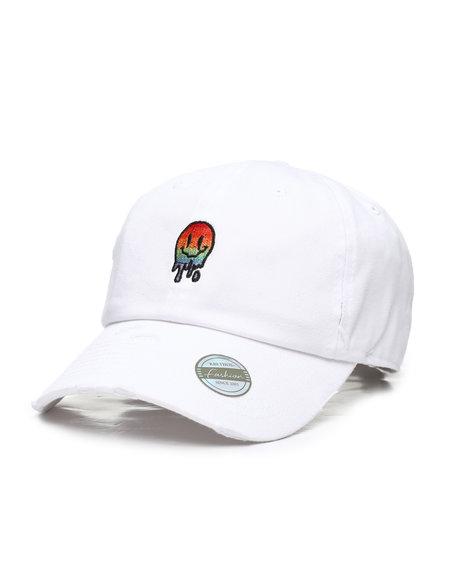 Buyers Picks - Multi Melting Smiley Dad Hat
