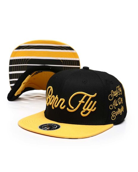 Born Fly - Two Tone Snapback Hat
