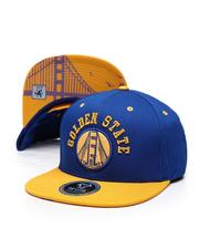 Hats - Golden State Snapback Hat-2587247