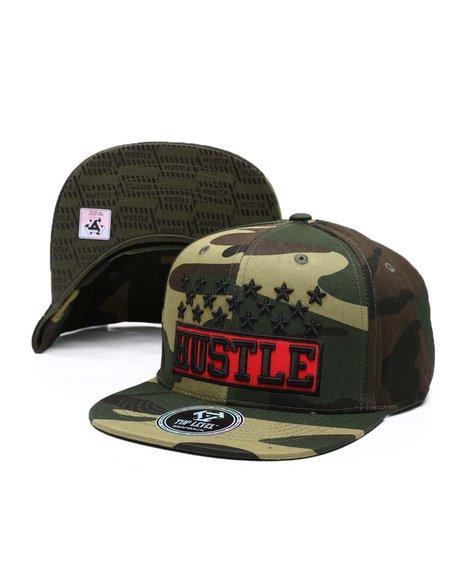 Buyers Picks - Hustle Star Snapback Hat