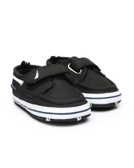 Nautica - Tiny River 2 PU Pre-Walk Crib Shoes (1-4)