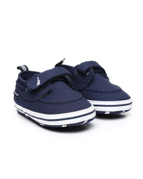 Nautica - Tiny River 2 Pre-Walk Crib Shoes (1-4)