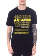 Shirts - Hustle Hard Tee-2588062