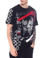 SMOKE RISE - Punk Rock Tee-2588444