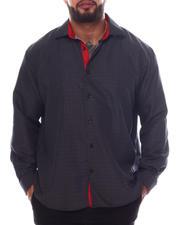 Buyers Picks - Pattern Long Sleeve Woven Shirt (B&T)-2587087