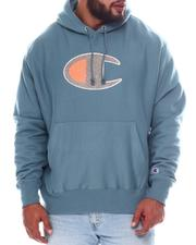 Champion - Chenille C Reverse Weave Hoodie-2584748