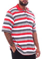 Buyers Picks - Stripe Polo (B&T)-2588256