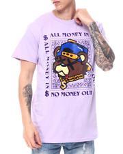 Shirts - All Money Teddy Tee-2587546