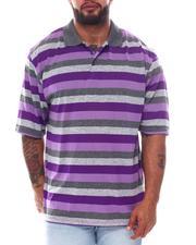 Buyers Picks - Stripe Polo (B&T)-2588306