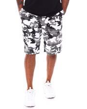 Shorts - Camo Knit Shorts (B&T)-2587538
