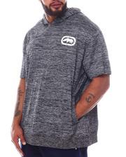 Ecko - Tape Short Sleeve Hoodie (B&T)-2587845