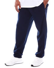 Jeans & Pants - Basic Solid Fleece Joggers (B&T)-2587620