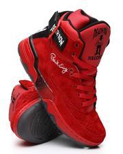 Footwear - Ewing 33 Hi Red x Death Row Sneakers-2587439