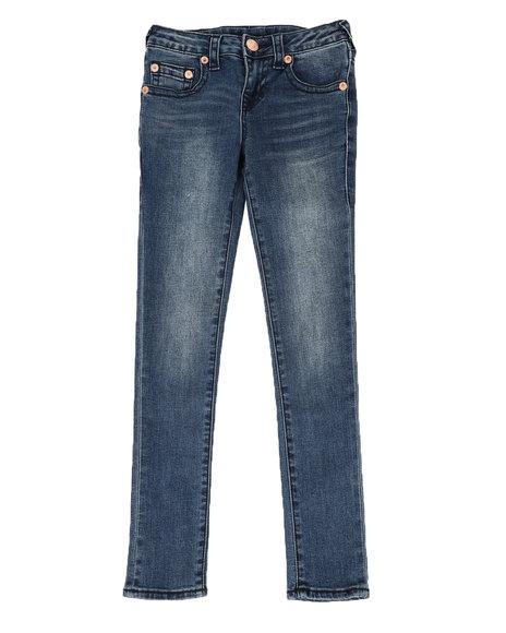 True Religion - Halle Single End Jeans (7-16)