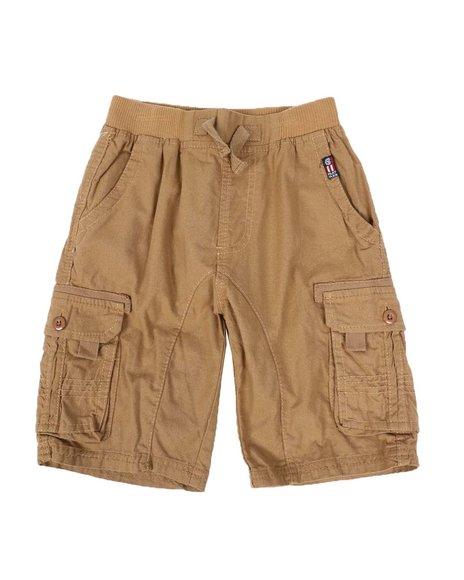 Phat Farm - Washed Twill Cargo Shorts (8-18)