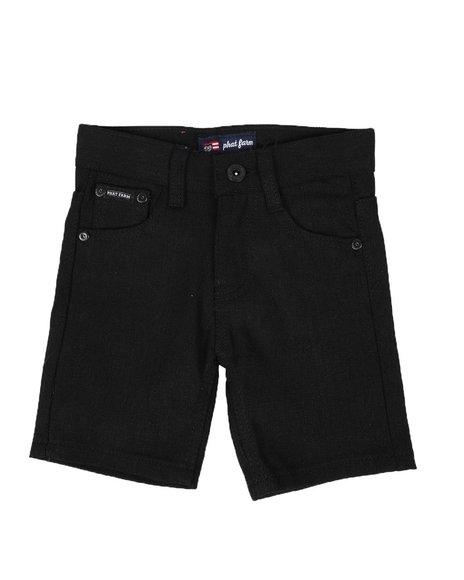 Phat Farm - Bull Denim Shorts (2T-4T)