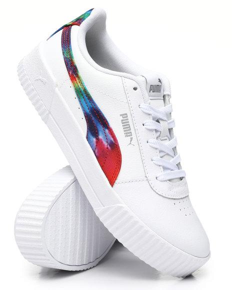 Puma - Carina Tie Dye Sneakers