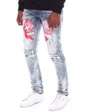 Men - Broken Heart Stretch Jean-2588658