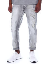 Men - MULTI RIPPED THIGH Jean-2586884