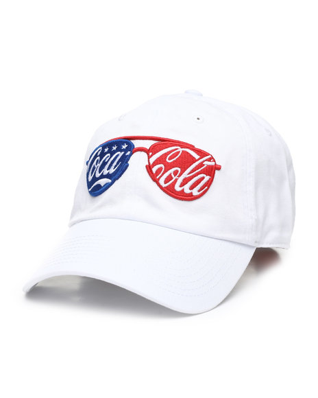 American Needle - Washed Slouched Coca Cola Dad Hat