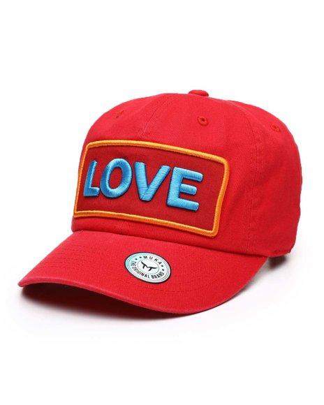 Buyers Picks - Love Ball Dad Hat