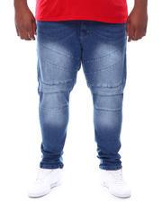 Buyers Picks - Cut & Sew Denim Jeans (B&T)-2588717