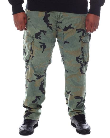 Buyers Picks - Camo Premium Cargo Pants (B&T)