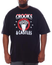 Crooks & Castles - Legend T-Shirt (B&T)-2588646