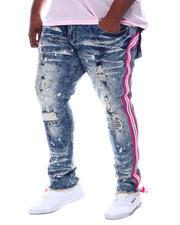 Big & Tall - Shredded Jeans (B&T)-2587258