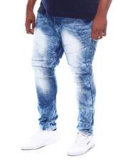 Buyers Picks - Cut & Sew Denim Jeans (B&T)-2588689