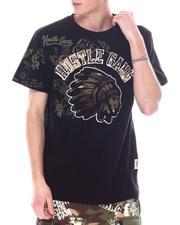 Hustle Gang - Brick Out SS Knit Tee-2590662