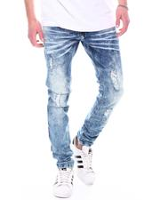 Copper Rivet - Slim Fit Ripped Jeans-2590824