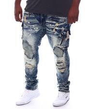Makobi - Shredded Jeans (B&T)-2590196
