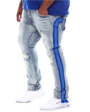 Men - Shredded Jeans (B&T)-2588735
