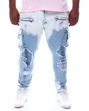 Makobi - Shredded Jeans (B&T)-2590172