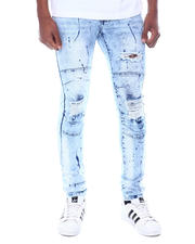 Jeans & Pants - Arc Knee Paint Splatter Moto Jean-2589663