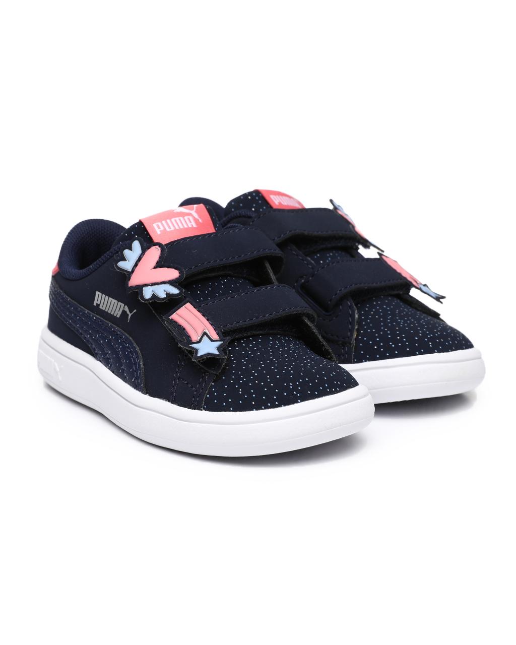 Buy Smash V2 Unicorn Sneakers (5-10) Girls Footwear from Puma ...