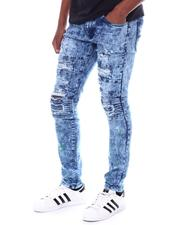 Jeans & Pants - Ripped Skinny Fit Moto Jean-2589698