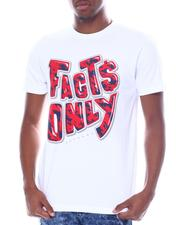 OUTRANK - Facts Only Tee-2590593