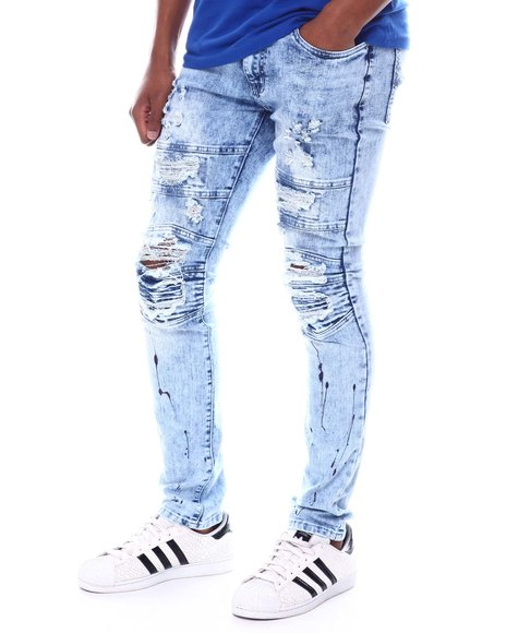 Buyers Picks - Skinny Fit Moto Jean