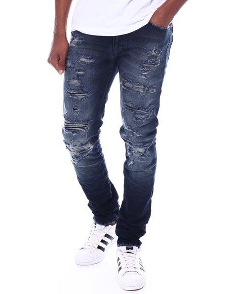 Jordan Craig - Sean Skinny Shred Rocker Jean
