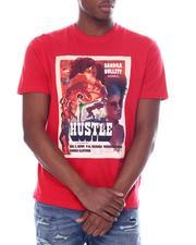 Hustle Gang - Born To Hustle SS Tee-2590226